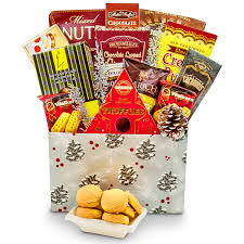 holiday sweet offerings the gift basket