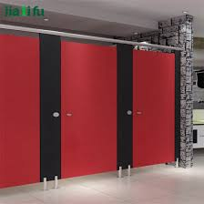 Bathroom Stall Partitions Adorable China Jialifu Elegant Compact HPL Panel Wc Stall Partition China