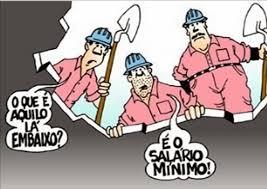 Resultado de imagem para imagem de salario minimo