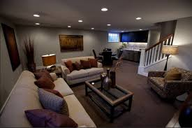 Designer Basements Awesome 48 Basement Remodeling Ideas Inspiration