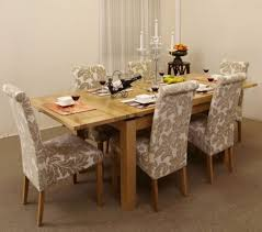 amazing awesome dining tables room sets with fabric chairs edinburghrootmap dining room chair fabric designs