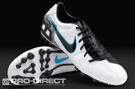 nike rugby boots nike total 90 shoot iii ag artificial grass cleats white black chlorine blue