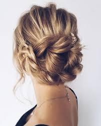 pretty hairstyles for weddings. wedding updos with braids modern take on pretty hairstyles for weddings e