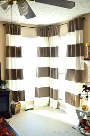 horizontal striped curtains wide stripe curtain painted striped curtains black and white horizontal striped curtains wide
