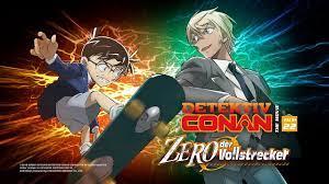 Detektiv Conan – The Movie (22): Zero der Vollstrecker (Kino-Trailer) -  YouTube