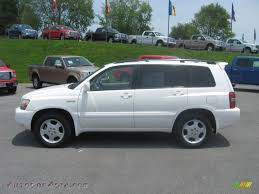 2004 Toyota Highlander – pictures, information and specs - Auto ...