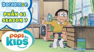 S7] Tuyển Tập Hoạt Hình Doraemon - Phần 61 -Người Bạn Ốm Dài Của Nobita,  Hồi Xưa Mẹ Cũng Như Nobita | Trang thông tin những mẫu phòng tắm xinh nhất -