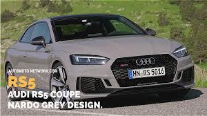 2018 audi nardo grey. plain nardo 2018 audi rs 5 coup 29 tfsi quattro tiptronic nardo grey  driving  impressions u0026 interior design in audi nardo grey