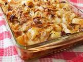 amish cabbage   potato casserole
