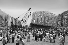 parthenon made out of banned literature needs more building books  parthenon made out of banned literature needs more building books intellectual dom blog