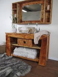 Ein Badmöbel Rustikal Im Gemütlichen Chalet Stil Wasserheimat