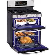 double oven gas range reviews. Exellent Oven Ldg3036st_2 Intended Double Oven Gas Range Reviews E