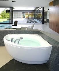 bathtubs idea soaking tub corner bathtub white porcelain with built in jacuzzi primo soaker b