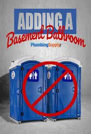 adding a basement bathroom. As Daunting Finishing A Basement Can Be, Adding Bathroom Only Seems To Make