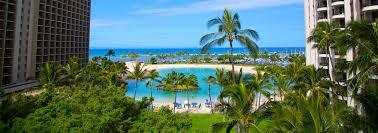 hilton hawaiian village on waikiki beach