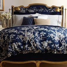 Ralph Lauren Home Deauville Blossom Duvet Cover - Navy - Sup ... & Ralph Lauren Home Deauville Blossom Duvet Cover - Navy - Super King Adamdwight.com