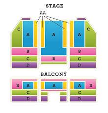 The Rose Seating Chart Pasadena Ambassador Auditorium Pasadena Symphony Pops