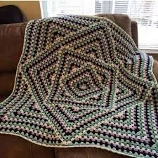 Granny Square Blanket Pattern Cool Interesting Granny Square Blanket Tutorial ⋆ Crochet Kingdom