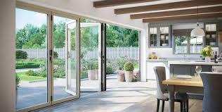 warmcore bi fold patio doors norwich image