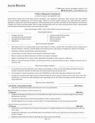 Mba Application Resume Sample Resume format for Office Coordinator Lovely Popular Mba 56