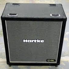 Used Hartke GH410 Guitar Speaker Cabinet 4 x 10 | Guitar Speaker ...
