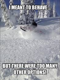 Use them and have fun! Funny Snowmobile Memes