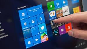 Microsoft Menu Microsoft Windows 10 Anniversary Update Set To Include New Start