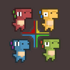 [Reptile Run] by Felix Quinn-Allan