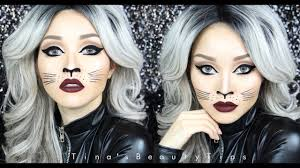 y catwoman makeup