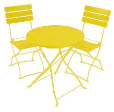 Image 80s Chairs Green Beer Garden Bistro Table And Chair Set Yellow Birch Lane Beergardenfurniturenet Build Your Beer Garden Now Online Shop