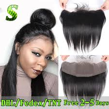 Lace Hair Style brazilian lace frontal closure 13x4 straight ear to ear lace 6717 by wearticles.com