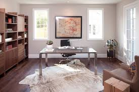 art for home office. Wall Unit Desk Home Office Contemporary With Armchair Art Bookcase For A