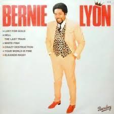 LP / BERNIE LYON / BERNIE LYON | EL BARRIO DISC STORE
