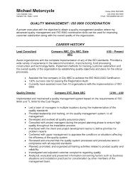 Quality Control Resume Sample Inspirational Quality Assurance