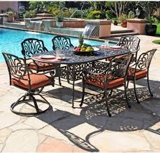 outdoor dining sets for 6. Delighful Dining Collection In Outdoor Dining Sets For 6 Patio Collections Home  Decoration Club Intended Odelia Design