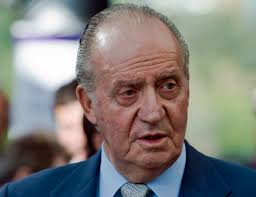 King-Juan-Carlos Spain's 75-year-old King Juan Carlos underwent a surgery at the Madrid hospital for herniated discs in his lower spine on Sunday. - spain-King-Juan-Carlos