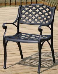 Other Cast Aluminum Patio Chairs Brilliant Regarding Other Cast