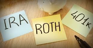 401k Vs An Ira 401k Vs Roth Ira Retirement Account