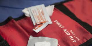 first aid kit supplies
