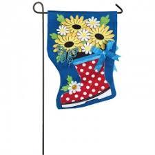 April Showers Garden Flag Decor - Landscapers Supply