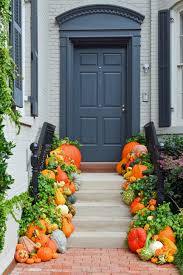 Outside Fall Decor 10 Easy Essentials For Outdoor Fall Decorating Diy
