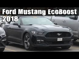 2018 ford mustang ecoboost. delighful 2018 2018 ford mustang entrylevel ecoboost 23liter throughout ford mustang ecoboost e