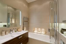 wonderful deep bathtub shower combo soaking tub bathroom contemporary with alcove modern image by d c l interior