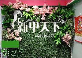 25 25 cm artificial wall decoration artificial turf artificial plastic boxwood grass mat for market
