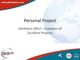 examples of poster board projects gjis ib myp personal project sample