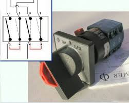 wiring diagram for rotary changeover switch wiring wiring rotary cam switch wiring diagram nilza