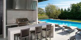 outdoor kitchen design long island. kitchens:large modern kitchen with stunning long island feat stools and dark outdoor design o