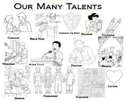 Parable Of The Talents Coloring Page Click Here To Open This