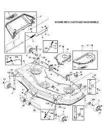 John deere garden tractor parts home outdoor decoration john deere x540 deck and gage wheels exploded parts diagram at john deere lx255 belt diagram