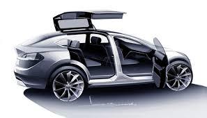 2018 tesla car. contemporary car 2018 tesla model y  rear high resolution photo on tesla car